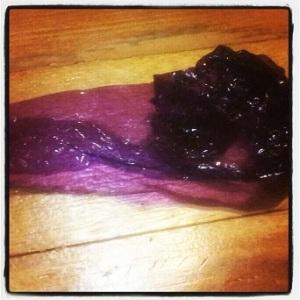 Purple Cellophane