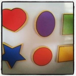 Shapes Magnets